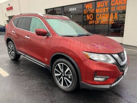 2019 Nissan Rogue for sale at Hi-Lo Auto Sales in Frederick MD