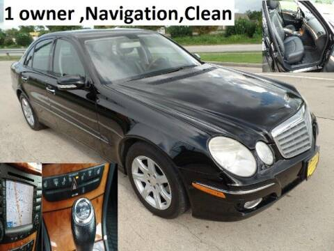 2008 Mercedes-Benz E-Class for sale at SARCO ENTERPRISE inc in Houston TX