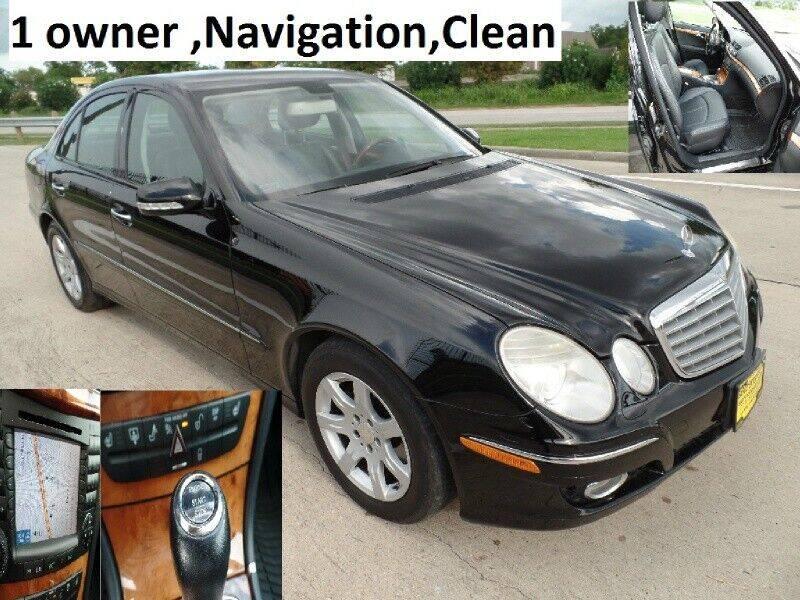 2008 Mercedes-Benz E-Class for sale at SARCO ENTERPRISE inc in Houston TX