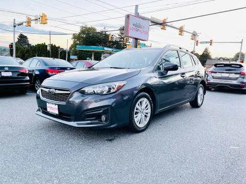 2018 Subaru Impreza for sale at LotOfAutos in Allentown PA
