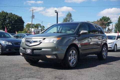 2007 Acura MDX for sale at HD Auto Sales Corp. in Reading PA