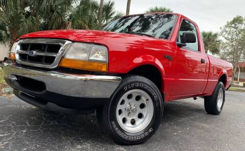2000 Ford Ranger for sale at PennSpeed in New Smyrna Beach FL