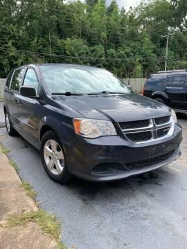 2013 Dodge Grand Caravan for sale at City to City Auto Sales in Richmond VA