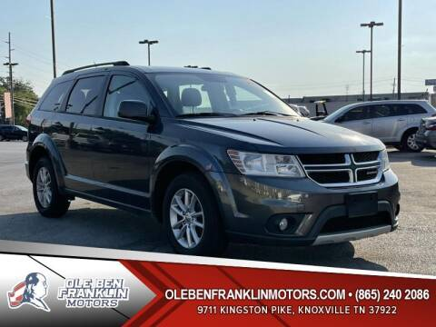 2017 Dodge Journey for sale at Ole Ben Franklin Motors Clinton Highway in Knoxville TN