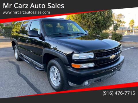 2006 Chevrolet Suburban for sale at Mr Carz Auto Sales in Sacramento CA