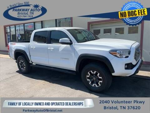 2017 Toyota Tacoma for sale at PARKWAY AUTO SALES OF BRISTOL in Bristol TN
