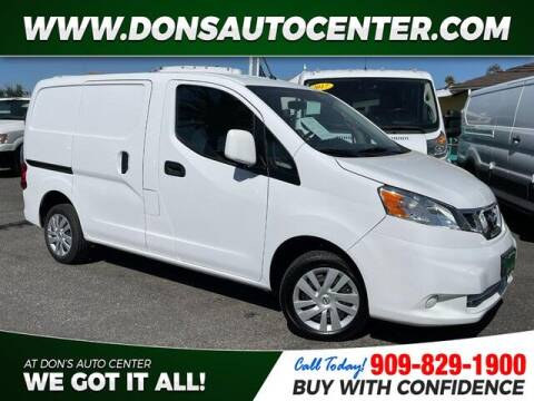 2019 Nissan NV200 for sale at Dons Auto Center in Fontana CA
