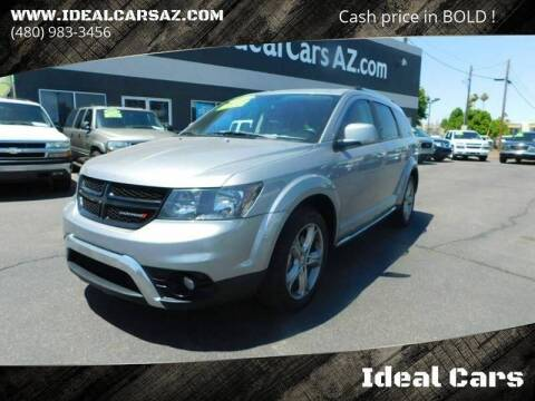 2017 Dodge Journey for sale at Ideal Cars Broadway in Mesa AZ