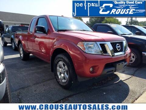 2013 Nissan Frontier for sale at Joe and Paul Crouse Inc. in Columbia PA