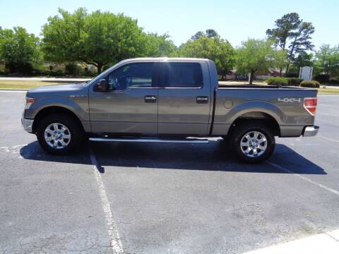 2014 Ford F-150 for sale at BALKCUM AUTO INC in Wilmington NC
