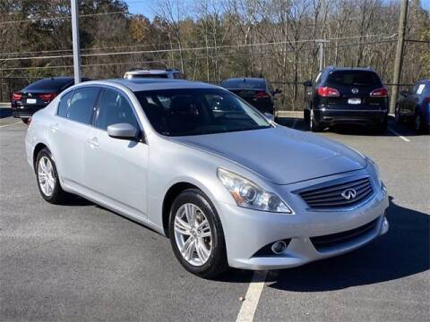 2010 Infiniti G37 Sedan for sale at CU Carfinders in Norcross GA