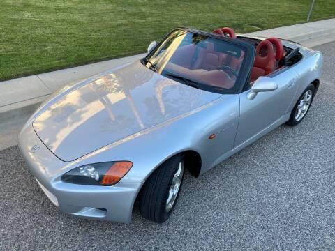 2002 Honda S2000 for sale at Donada  Group Inc in Arleta CA