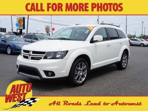 2019 Dodge Journey for sale at Autowest of Plainwell in Plainwell MI