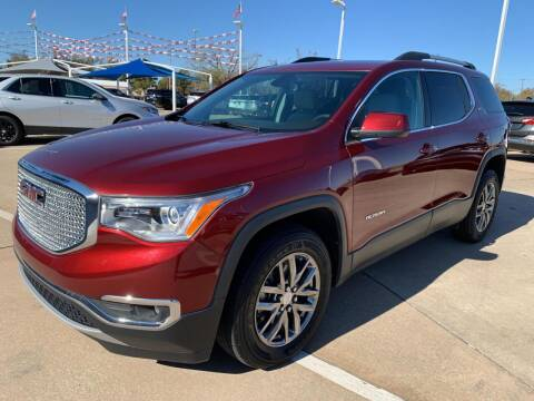 2018 GMC Acadia for sale at JOHN HOLT AUTO GROUP, INC. in Chickasha OK
