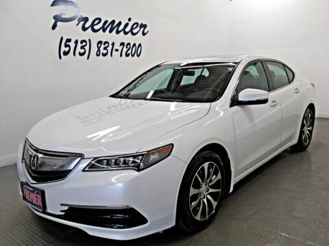 2016 Acura TLX for sale at Premier Automotive Group in Milford OH