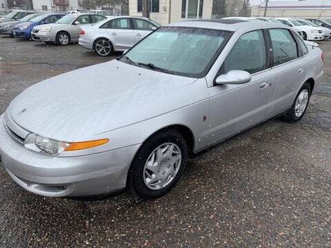 2001 Saturn L-Series for sale at CHRISTIAN AUTO SALES in Anoka MN