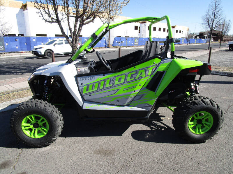 2017 Arctic Cat Wildcat for sale at Power Edge Motorsports- Millers Economy Auto in Redmond OR