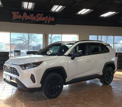 2020 Toyota RAV4 for sale at The Auto Shoppe in Springfield MO