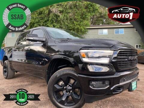 2019 RAM Ram Pickup 1500 for sale at Street Smart Auto Brokers in Colorado Springs CO