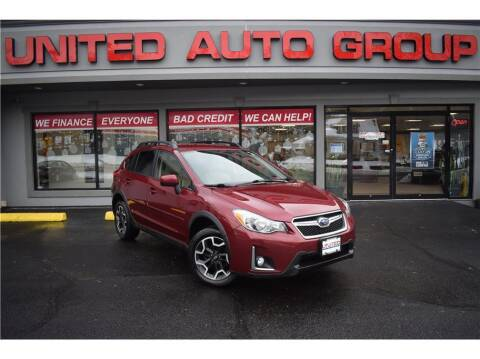 2017 Subaru Crosstrek for sale at United Auto Group in Putnam CT