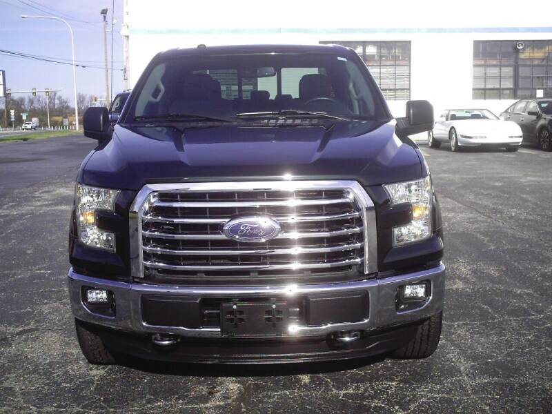 2016 Ford F-150 for sale at STAPLEFORD'S SALES & SERVICE in Saint Georges DE