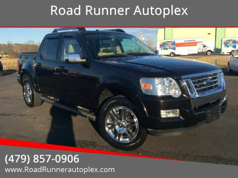 2008 Ford Explorer Sport Trac for sale at Road Runner Autoplex in Russellville AR