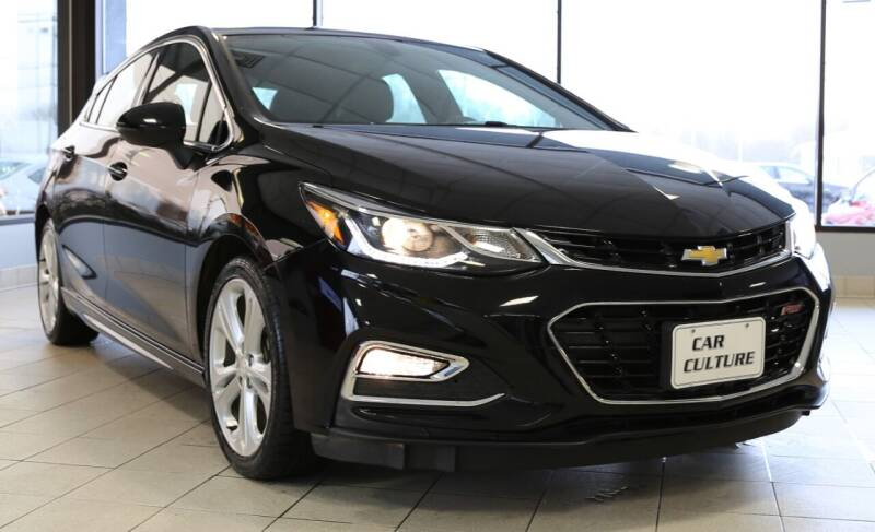 2017 Chevrolet Cruze for sale at Car Culture in Warren OH
