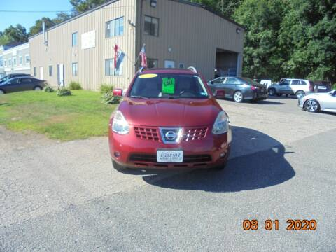 2010 Nissan Rogue for sale at Exclusive Auto Sales & Service in Windham NH