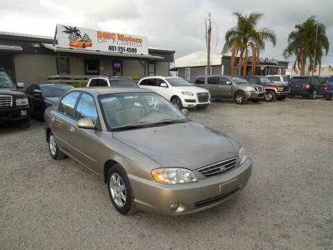 2003 Kia Spectra for sale at DMC Motors of Florida in Orlando FL