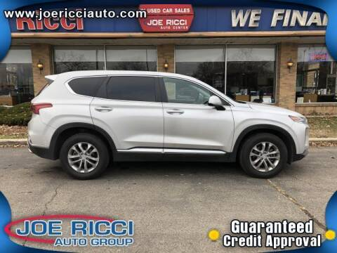 2019 Hyundai Santa Fe for sale at Mr Intellectual Cars in Shelby Township MI