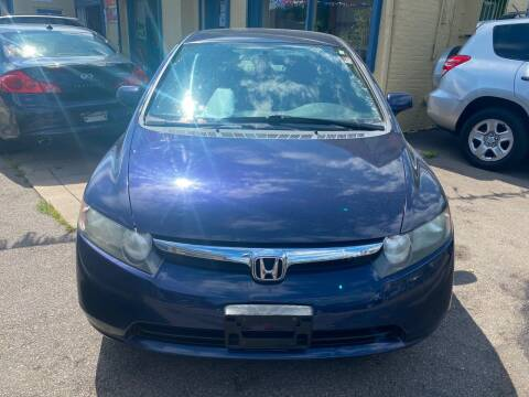 2008 Honda Civic for sale at Polonia Auto Sales and Service in Hyde Park MA