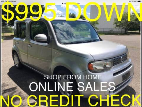 2010 Nissan cube for sale at Cooks Motors in Westampton NJ