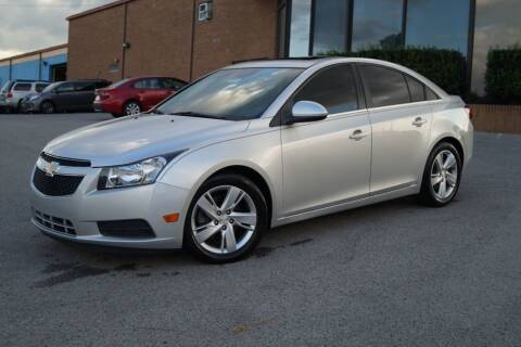 2014 Chevrolet Cruze for sale at Next Ride Motors in Nashville TN