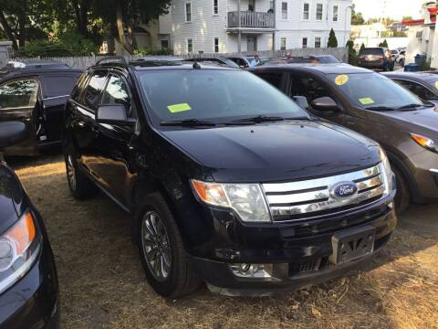 2010 Ford Edge for sale at Choice Motor Group in Lawrence MA