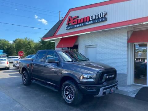 2016 RAM Ram Pickup 1500 for sale at AG AUTOGROUP in Vineland NJ