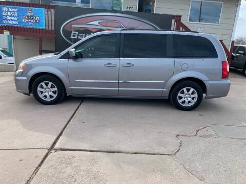 2013 Chrysler Town and Country for sale at Badlands Brokers in Rapid City SD