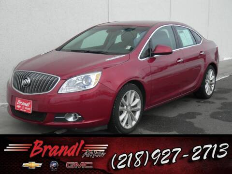2012 Buick Verano for sale at Brandl GM in Aitkin MN