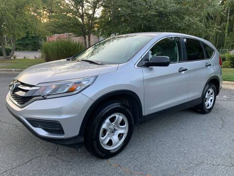 2015 Honda CR-V for sale at Triangle Motors Inc in Raleigh NC