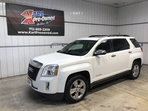 2015 GMC Terrain for sale at Karl Pre-Owned in Glidden IA