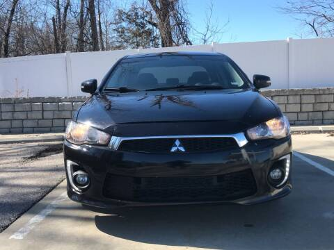 2017 Mitsubishi Lancer for sale at Speedway Auto Sales in O'Fallon MO