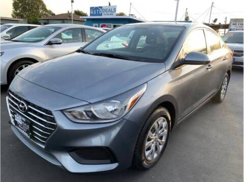 2019 Hyundai Accent for sale at AutoDeals in Hayward CA