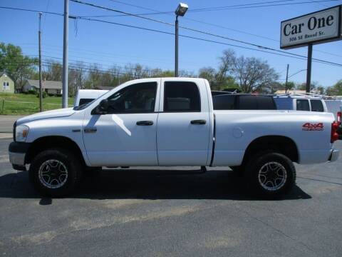 2007 Dodge Ram Pickup 2500 for sale at Car One in Murfreesboro TN