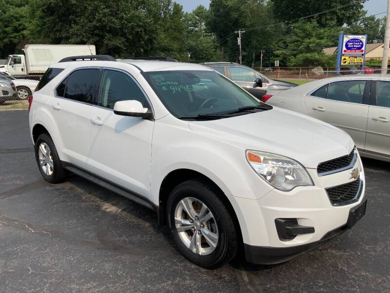 2011 Chevrolet Equinox for sale at Old Time Auto Sales, Inc in Milford MA