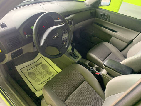 2007 Subaru Forester for sale at Autos to Go of Florida in Daytona Beach FL
