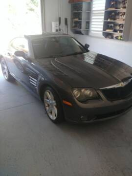2004 Chrysler Crossfire for sale at Classic Car Deals in Cadillac MI