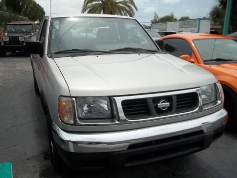 1998 Nissan Frontier for sale at PJ's Auto World Inc in Clearwater FL