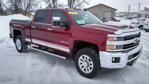 2019 Chevrolet Silverado 3500HD for sale at Unzen Motors in Milbank SD