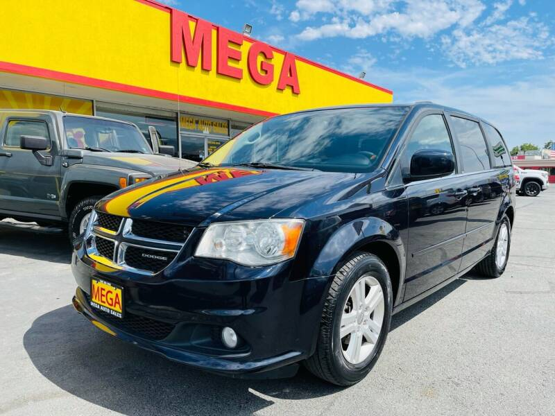 2011 Dodge Grand Caravan for sale at Mega Auto Sales in Wenatchee WA