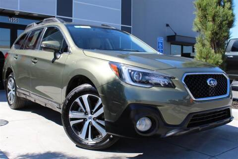 2018 Subaru Outback for sale at UNITED AUTO in Millcreek UT
