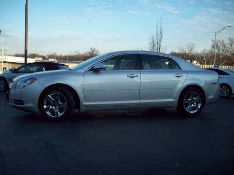 2010 Chevrolet Malibu for sale at Whitney Motor CO in Merriam KS